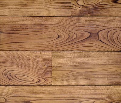 Lavaca Burned Wood Flooring