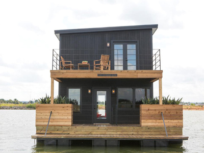 Accoya Texas Barnwood Black