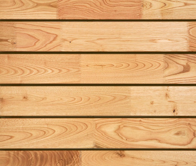 French Chestnut Decking Pure