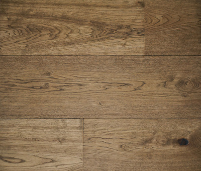 French White Oak Black 9""